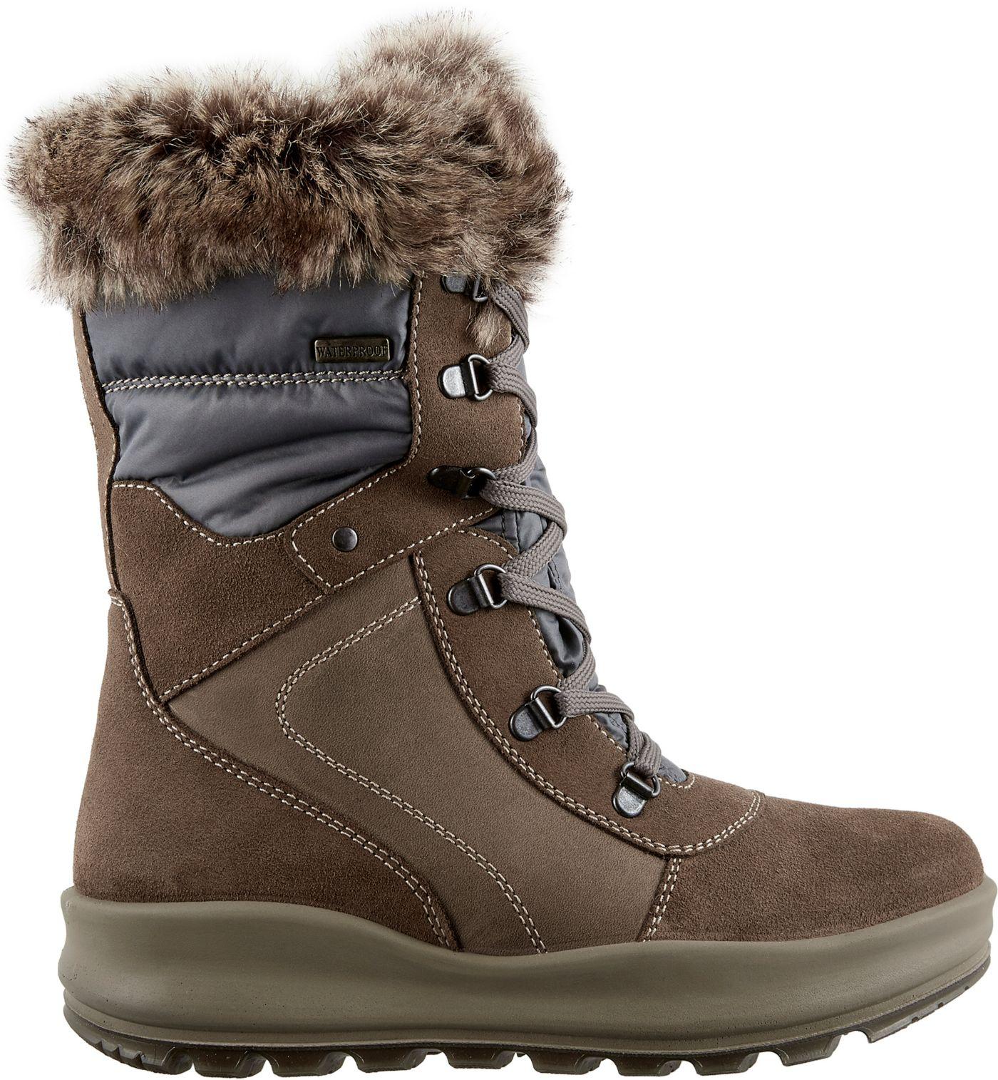 Alpine Design Women's Sofia Waterproof Winter Boots