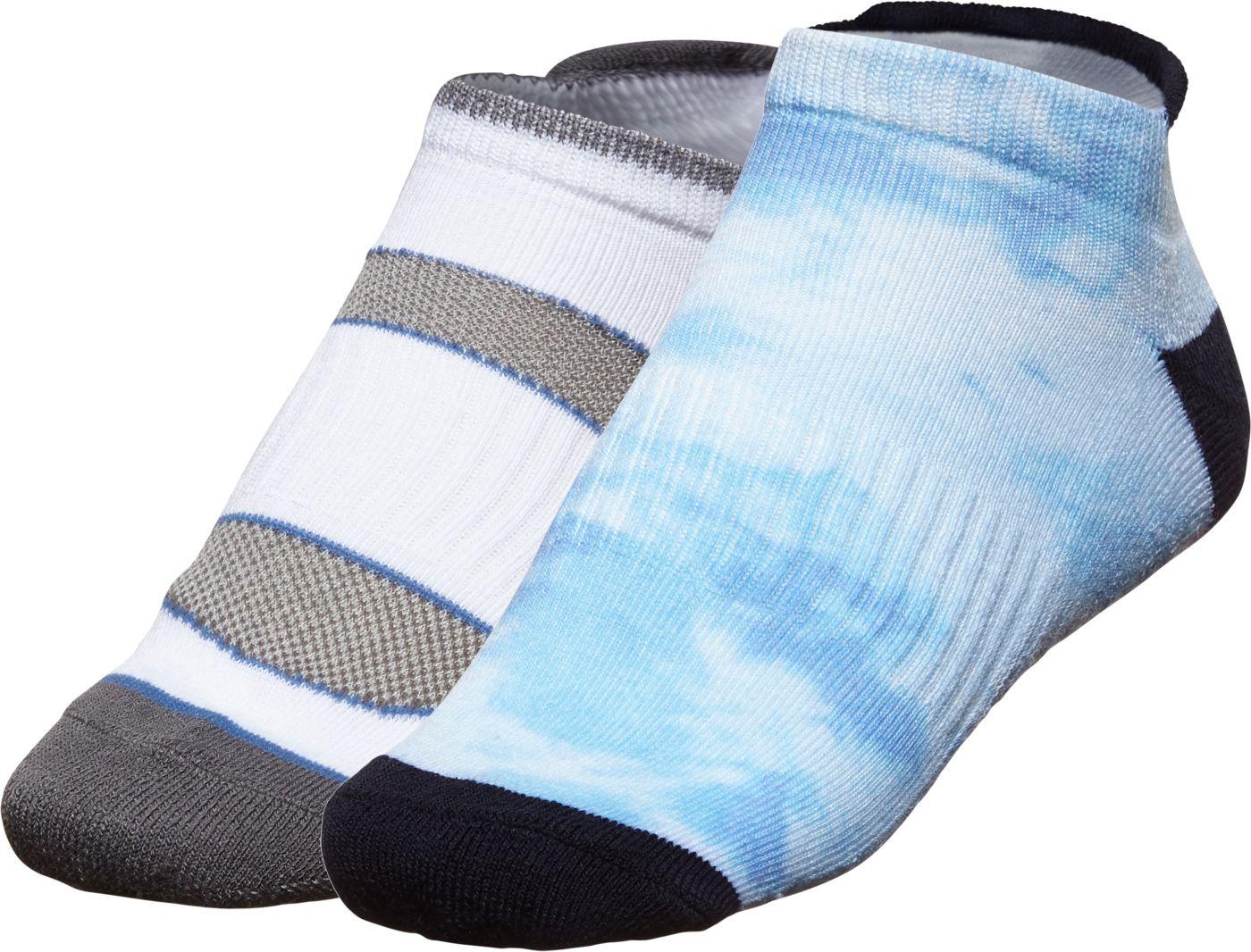 Alpine Design Women's Explorer Low Cut Tab Socks – 2 Pack
