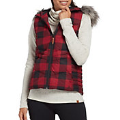 Alpine Design Women's Laurel Ridge Printed Down Vest
