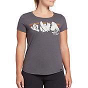 Alpine Design Women's First Mile Colorado Stripe Short Sleeve T-Shirt