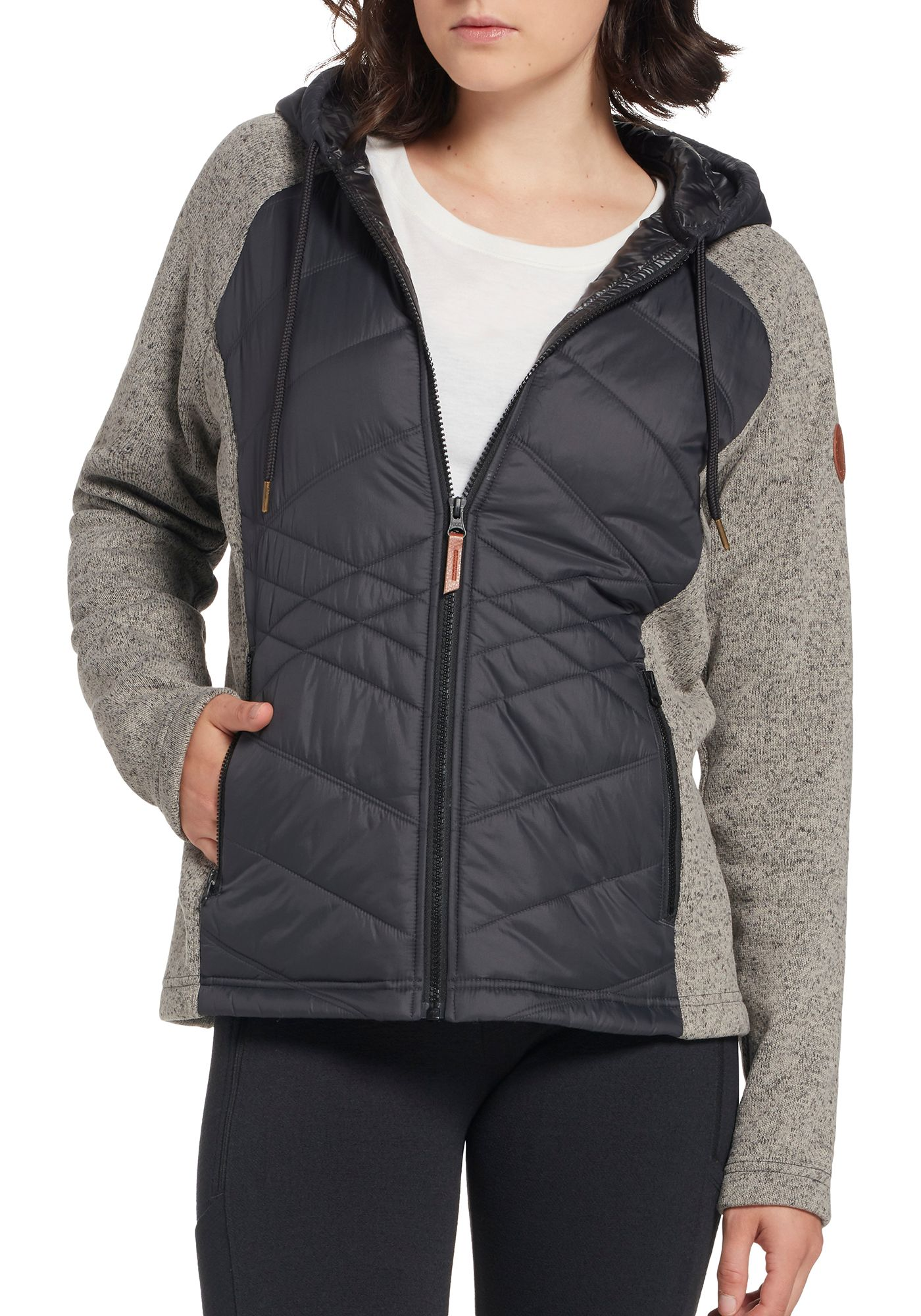 Alpine Design Women's Hazel Mountain Fleece Jacket