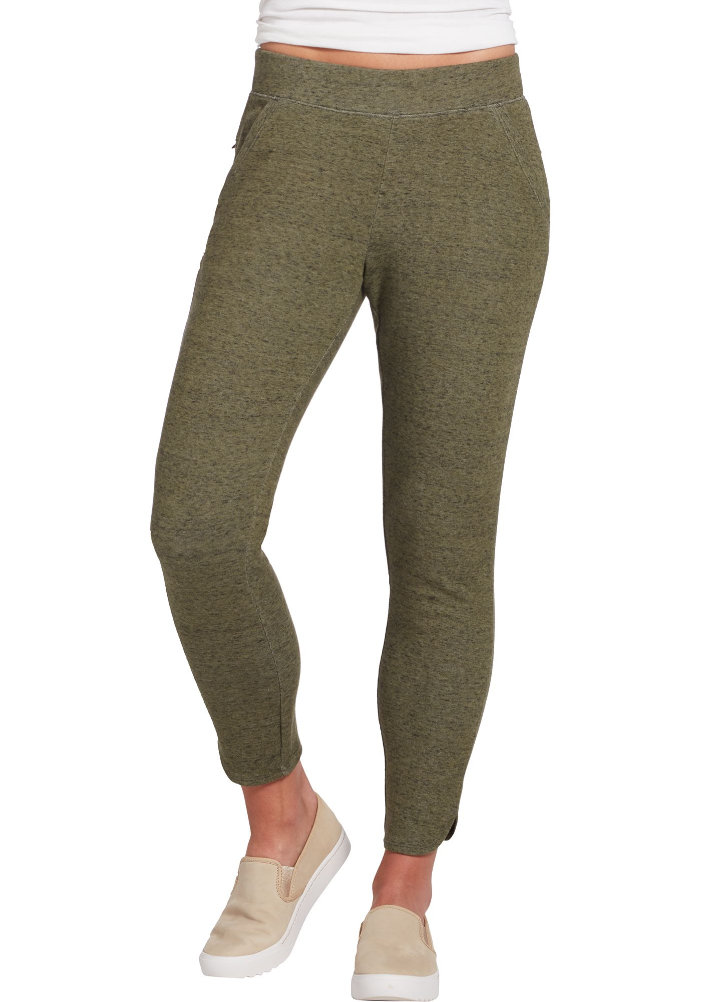 Alpine Design Women's Knit Travel Pants