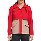 Alpine Design Women's Lake To Cabin Canvas Jacket