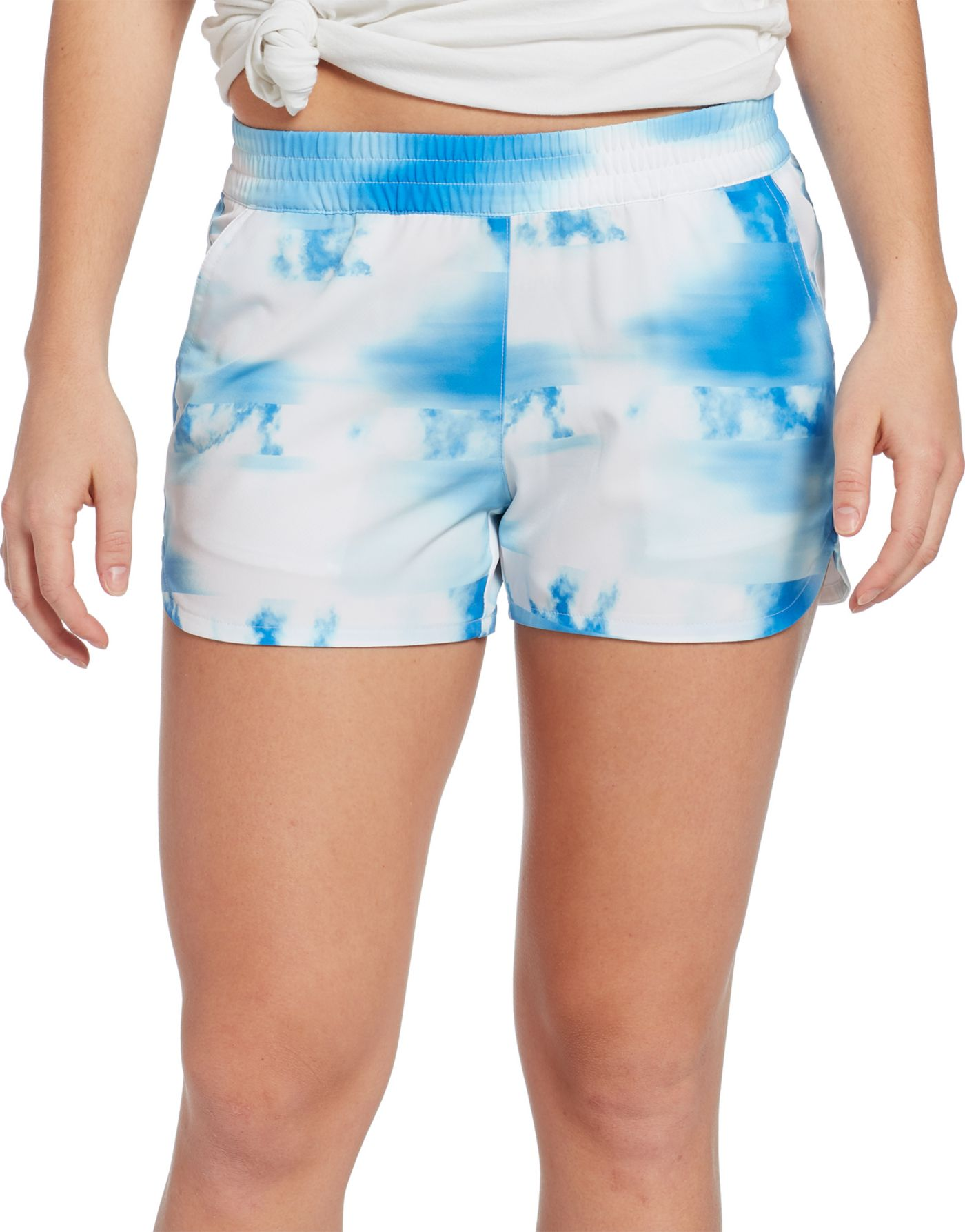 Alpine Design Women's Printed Lake To Cabin Shorts