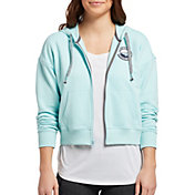 Alpine Design Women's Lake To Cabin Terry Full Zip Hoodie