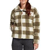 Alpine Design Women's Printed Talia Ridge Sherpa Jacket