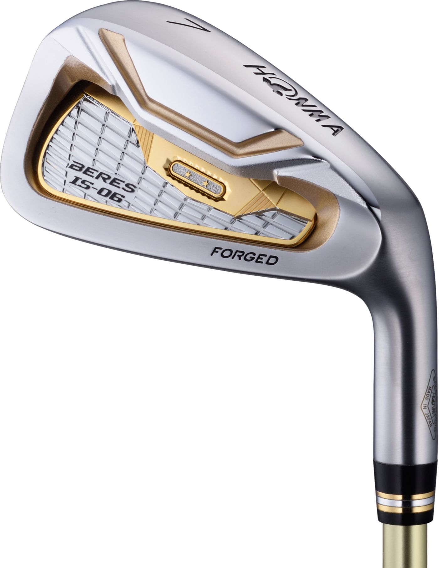 Honma Beres IS-06 2-Star Irons – (Graphite)