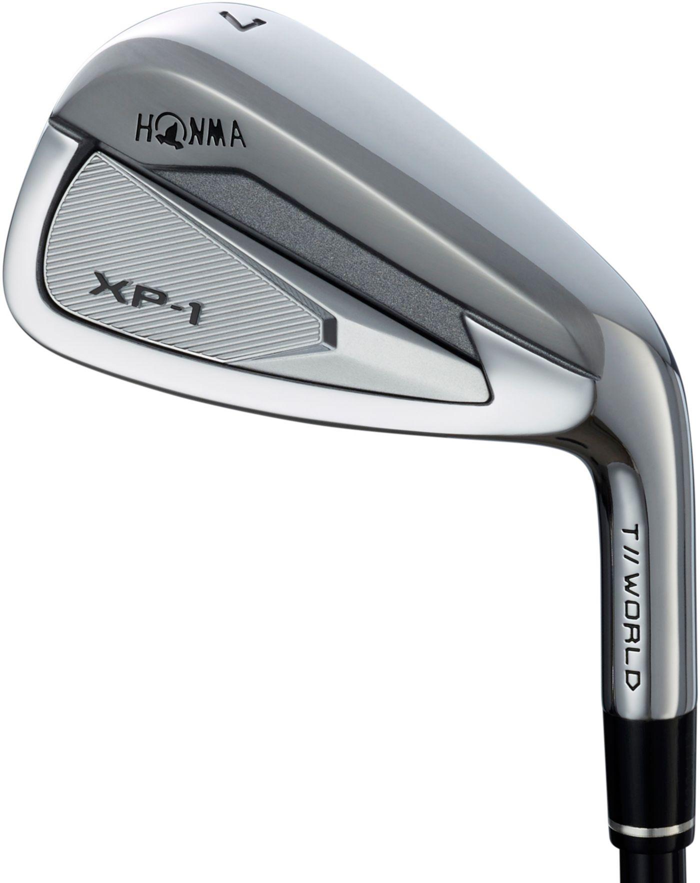 Honma XP-1 Individual Irons – (Steel)