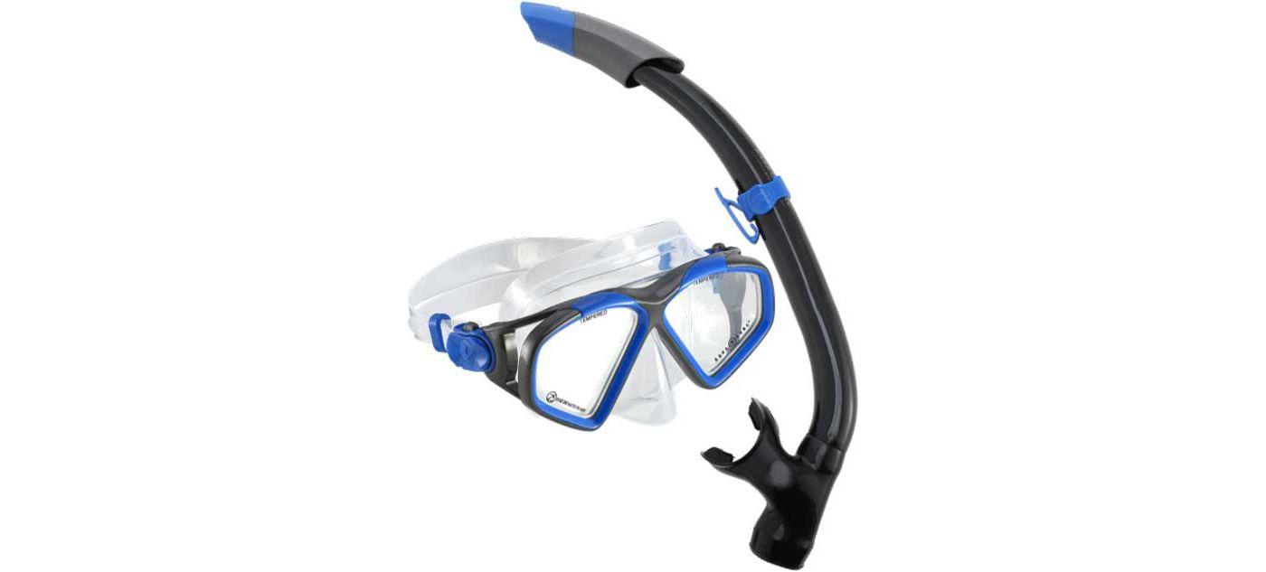 Aqua Lung Sport Adult Hawkeye Snorkeling Combo