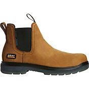 Ariat Men's Turbo Chelsea Waterproof Carbon Toe Work Boots