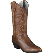 Ariat Women's Heritage R Toe Boots