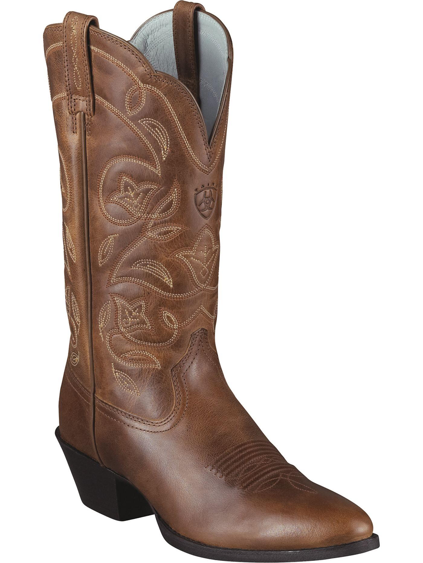 Ariat Women's Heritage R Toe Boots