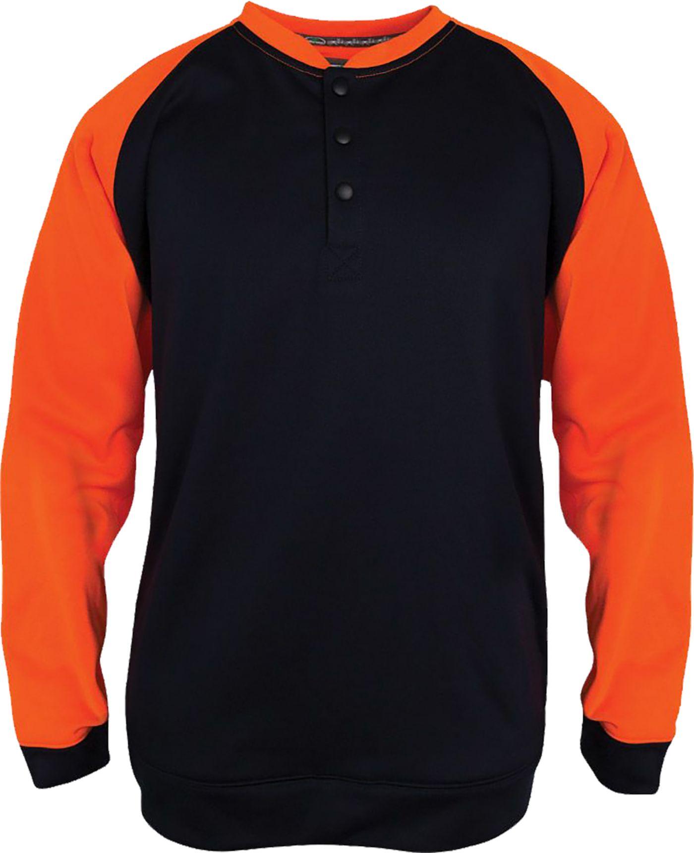Arborwear Men's 2-Tone Tech Double Thick Henley Sweatshirt