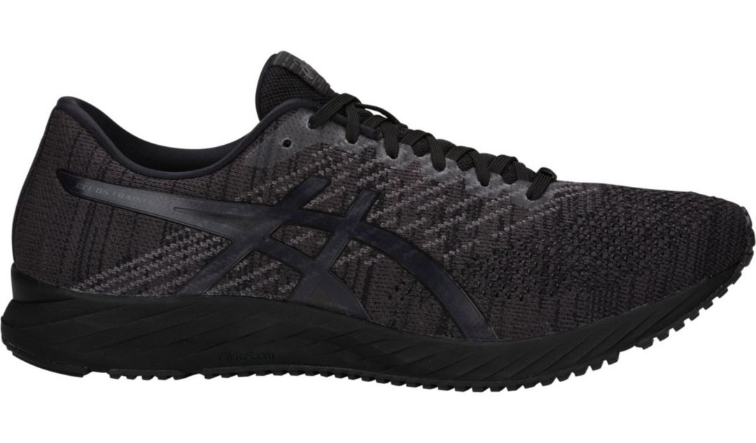 asics gel mens trainers black