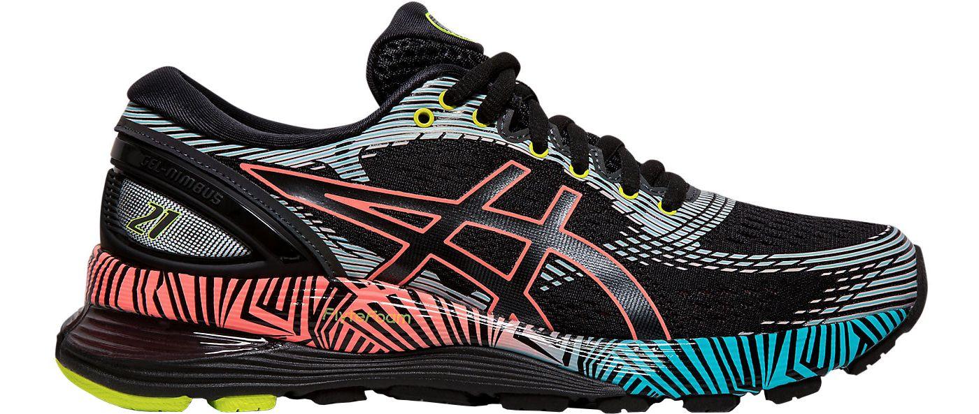 ASICS Women's GEL-Nimbus 21 Lite Show Running Shoes