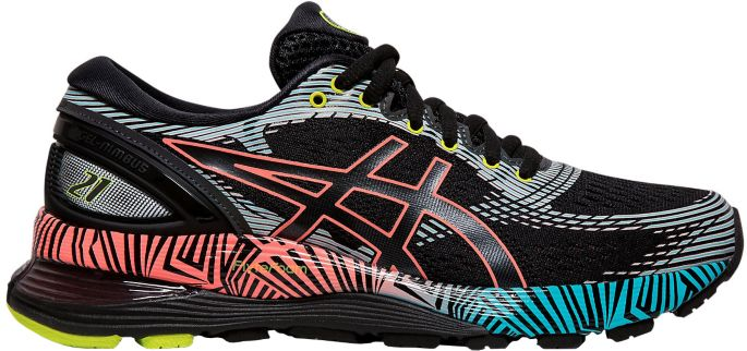 Asics GEL NIMBUS 21 Womens Running Shoes Discount Prices