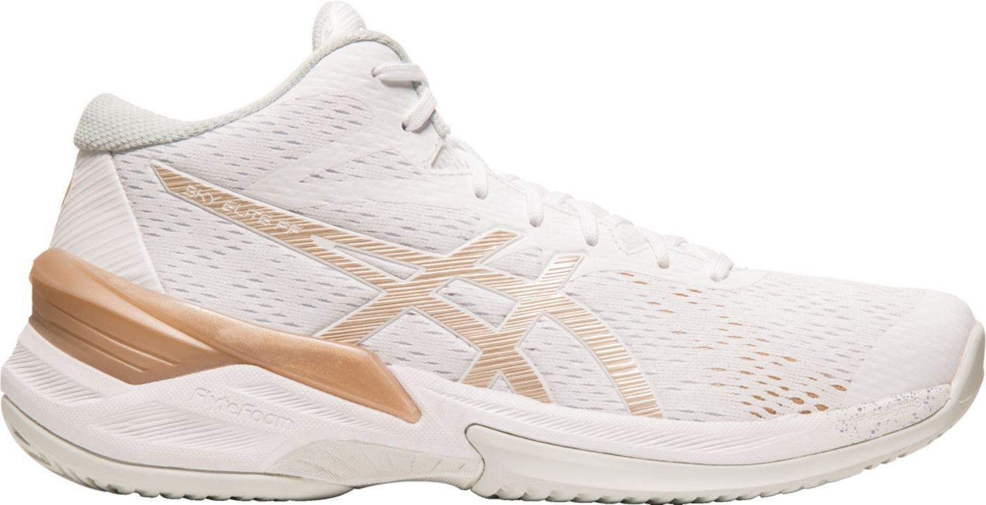 ASICS Women's Sky Elite FF Mid Top Volleyball Shoes