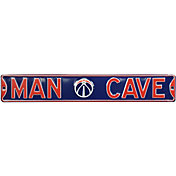 Authentic Street Signs Washington Wizards 'Man Cave' Street Sign