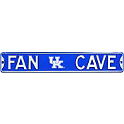 Authentic Street Signs Kentucky Wildcats Avenue Sign