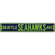 Authentic Street Signs Seattle Seahawks Avenue Sign