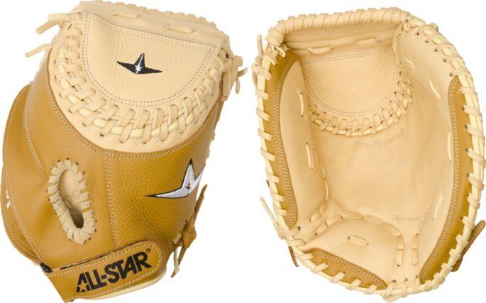 All Star 335 Cmw2511 Fastpitch Catchers Mitt