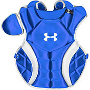 Under Armour Senior NOCSAE Commotio Cordis 15.5'' PTH Victory Series Chest Protector