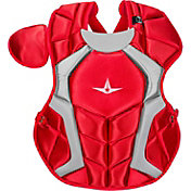 All-Star Beginner NOCSAE Commotio Cordis 13.5'' Player Series Chest Protector