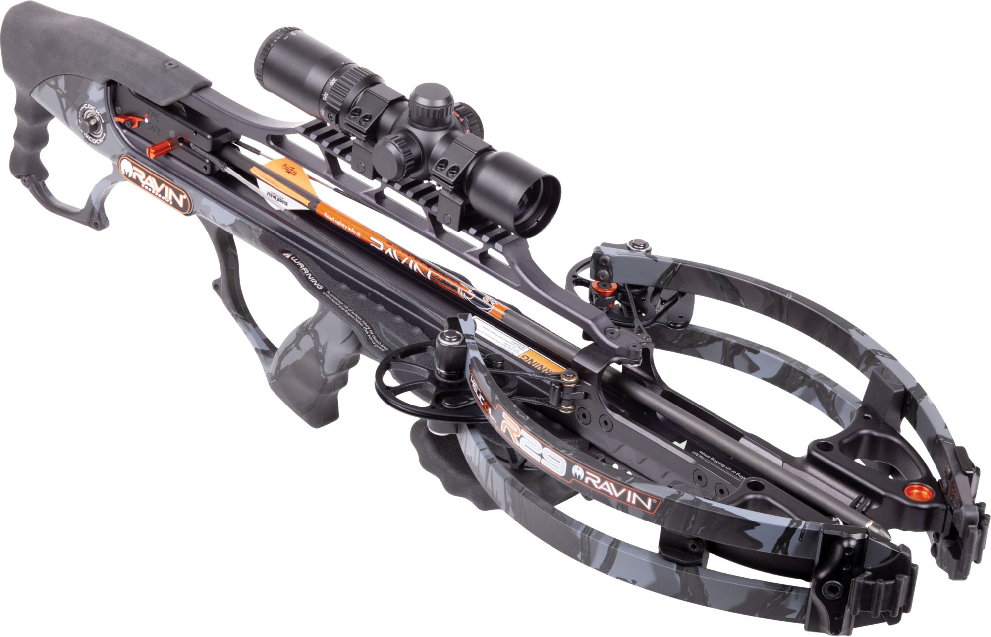 Ravin R29 Crossbow Package - 430 fps, Camo thumbnail