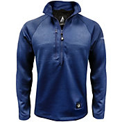 ActionHeat Men's 5V Battery Heated Half Zip Sweatshirt