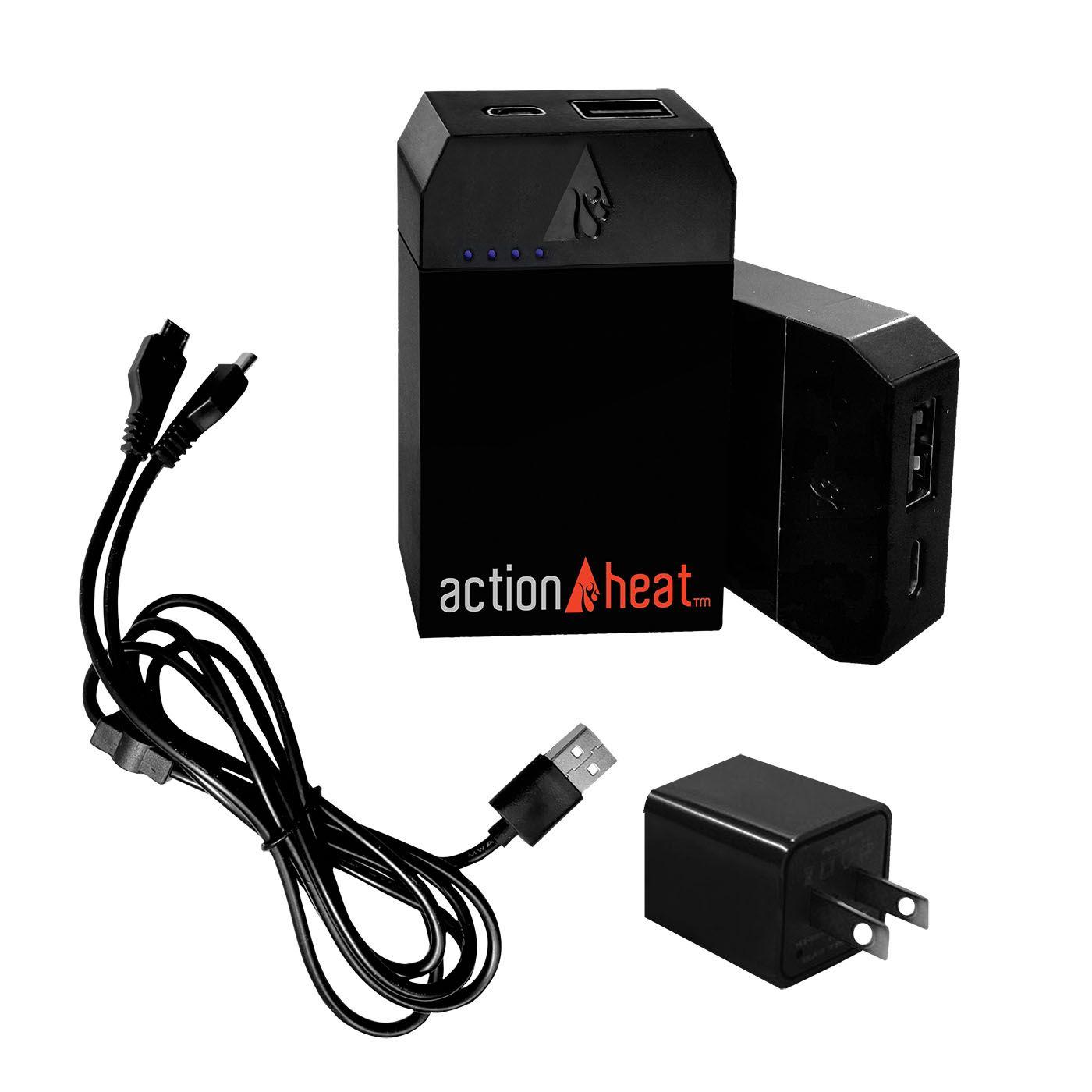 ActionHeat 5V 3,000mAh Dual Power Bank Kit