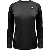 ActionHeat Women's 5V Battery Heated Baselayer Shirt