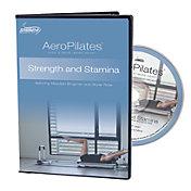 AeroPilates Strength and Stamina Workout DVD