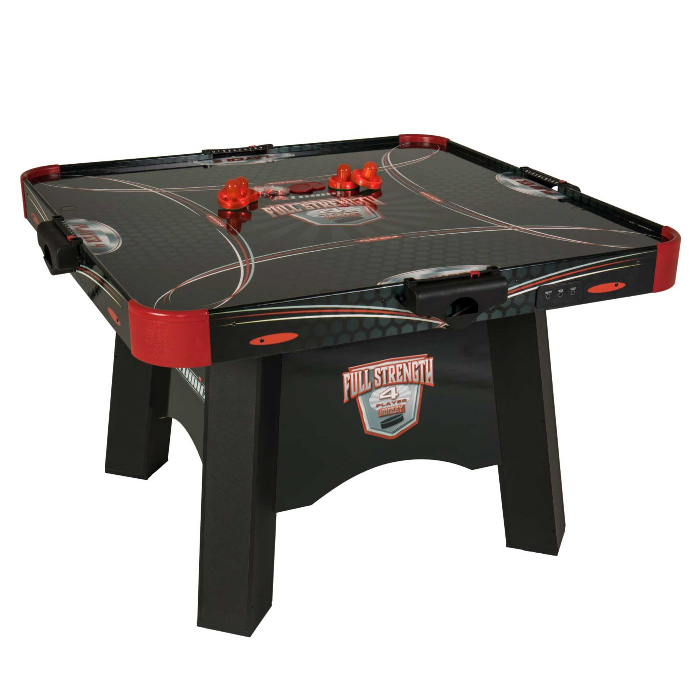 Atomic Full Strength 4-Player Air Hockey Table