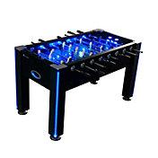 Atomic Azure LED Light-Up Foosball Table