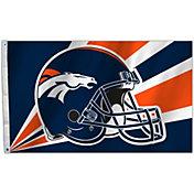 Flagpole-To-Go Denver Broncos 3' X 5' Flag