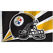 Flagpole-To-Go Pittsburgh Steelers 3' X 5' Flag