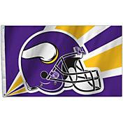 Flagpole-To-Go Minnesota Vikings 3' X 5' Flag