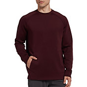 SECOND SKIN Men's Double Knit Crew Sweatshirt
