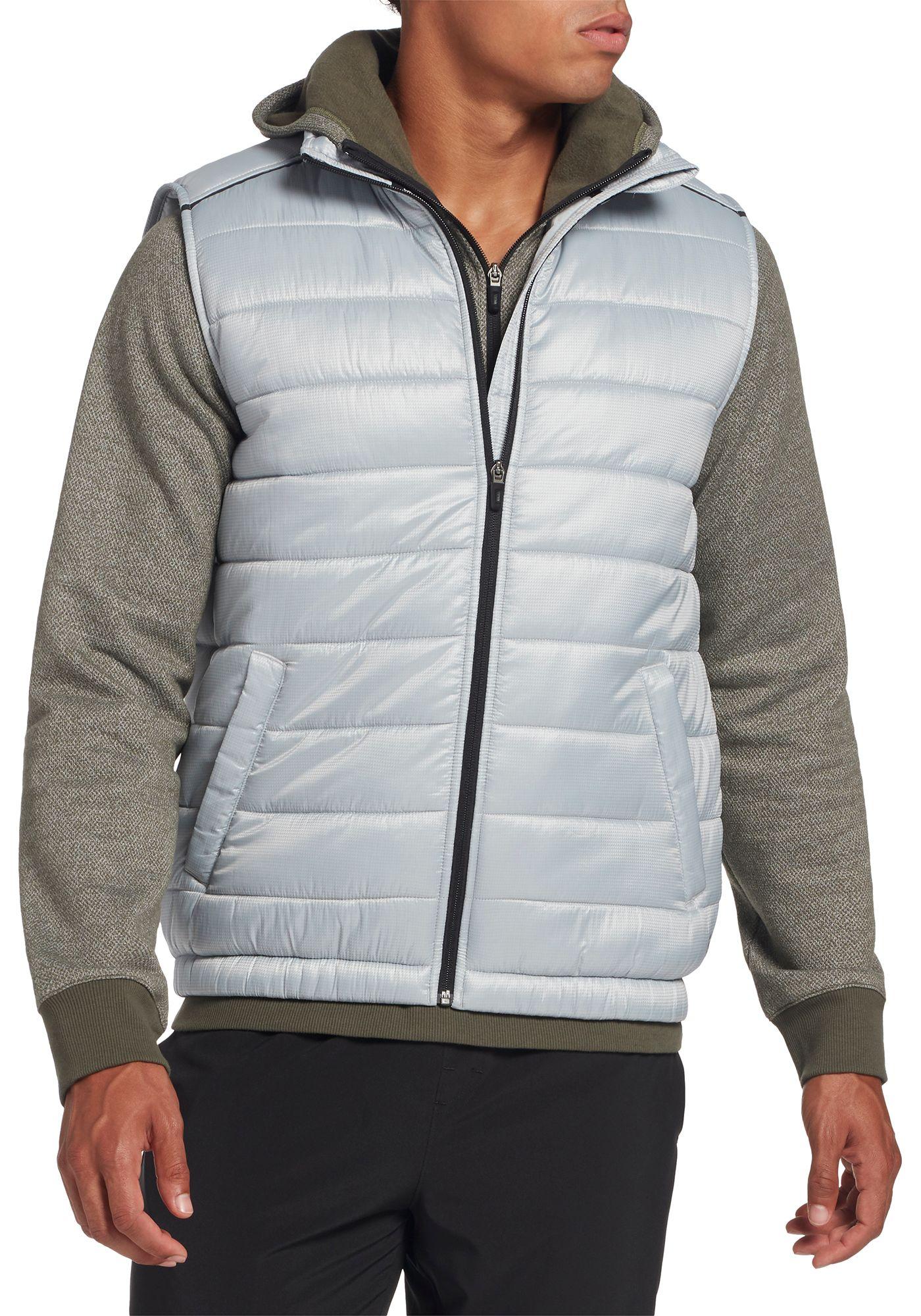 SECOND SKIN Men's Puffer Vest