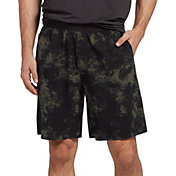 SECOND SKIN Men's Printed Stretch Woven Shorts