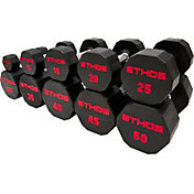 ETHOS Rubber Hex Dumbbell