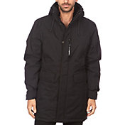 Avalanche Men's Yarn Dyed Hooded Parka
