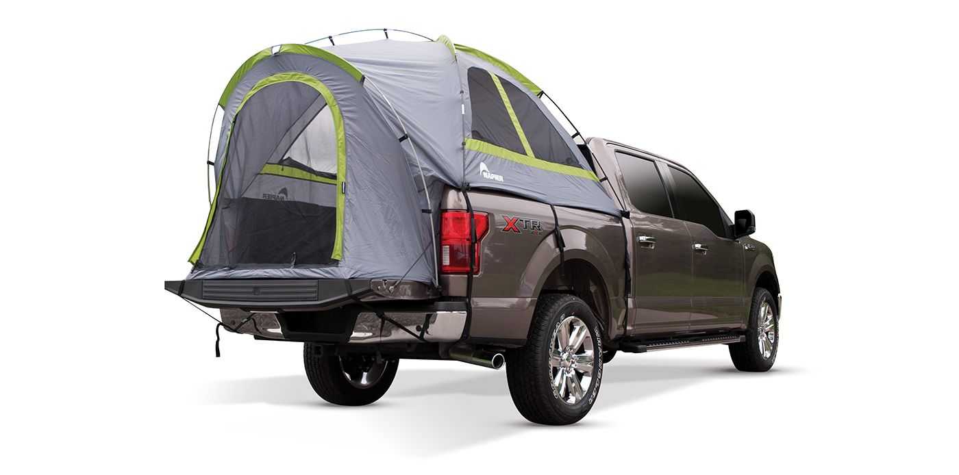 Napier Backroadz 19 Series Truck Tent