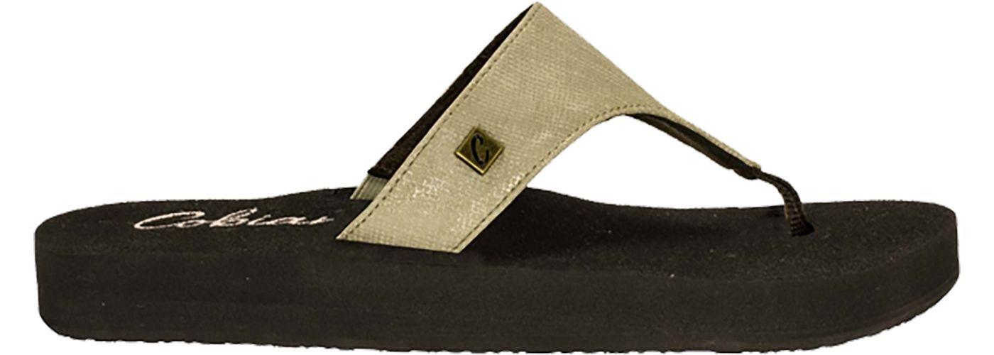 Cobian Women's Verano Flip Flops