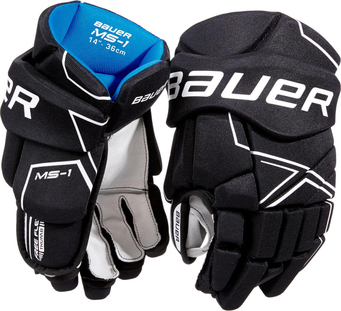 Bauer Senior MS1 Ice Hockey Gloves