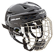 Bauer Senior RE-AKT 150 Ice Hockey Helmet Combo