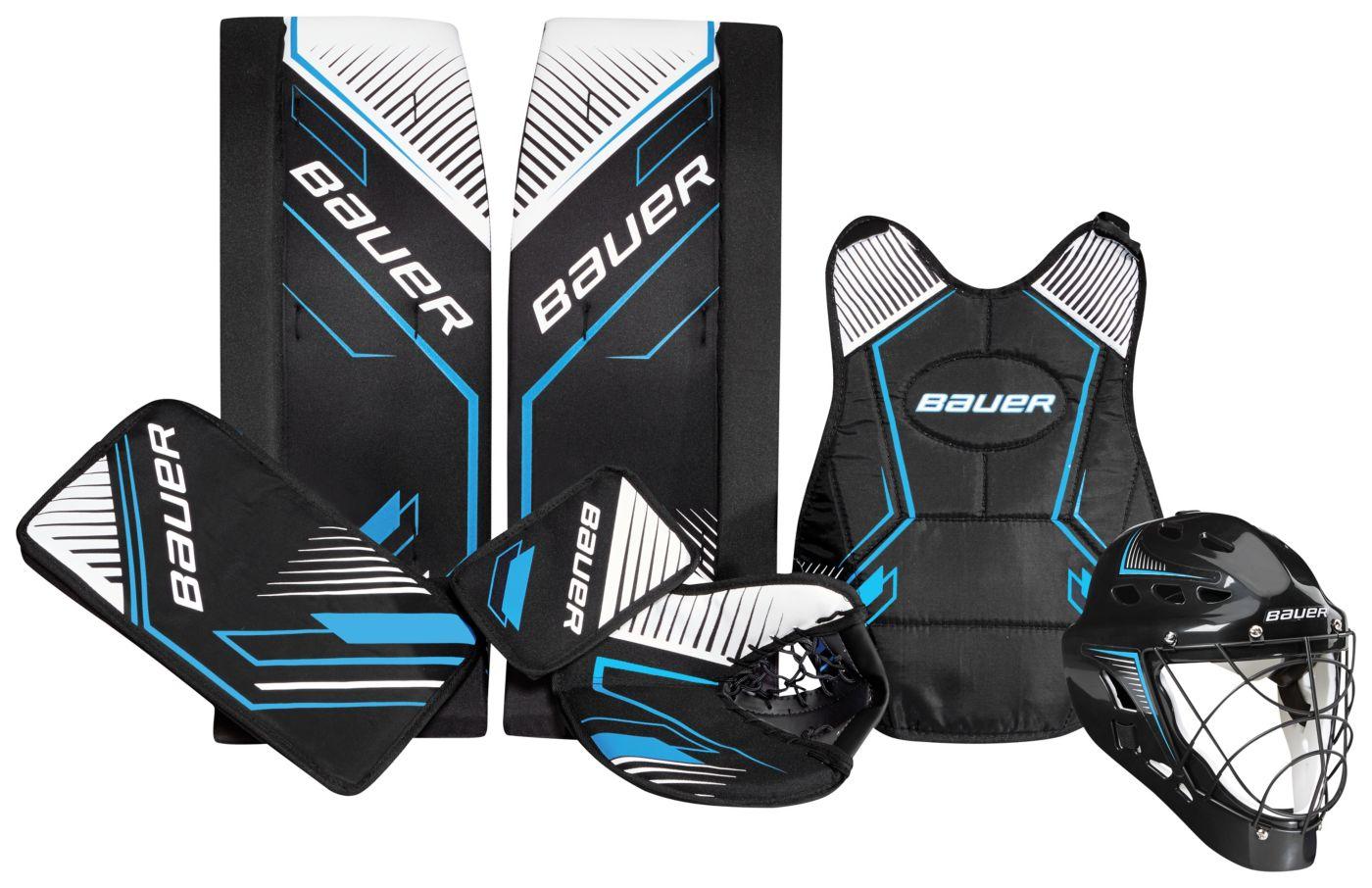 Bauer Youth Recreational Street Hockey Goalie Kit