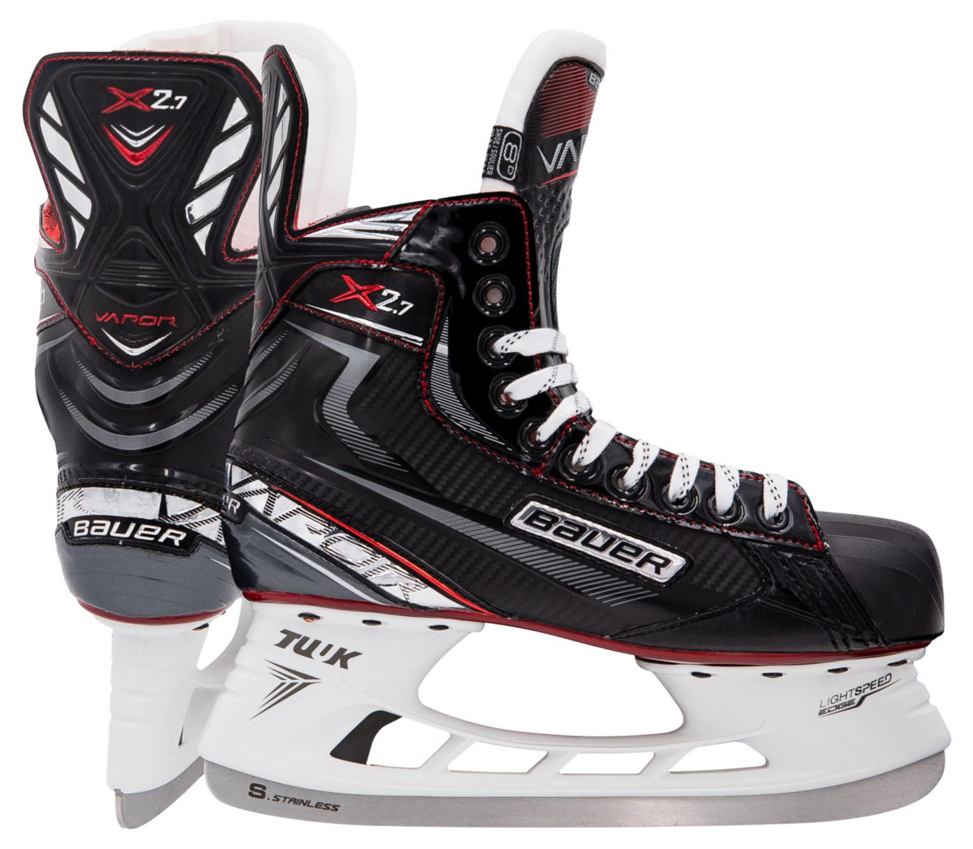 Bauer Junior Vapor X2.7 Ice Hockey Skate