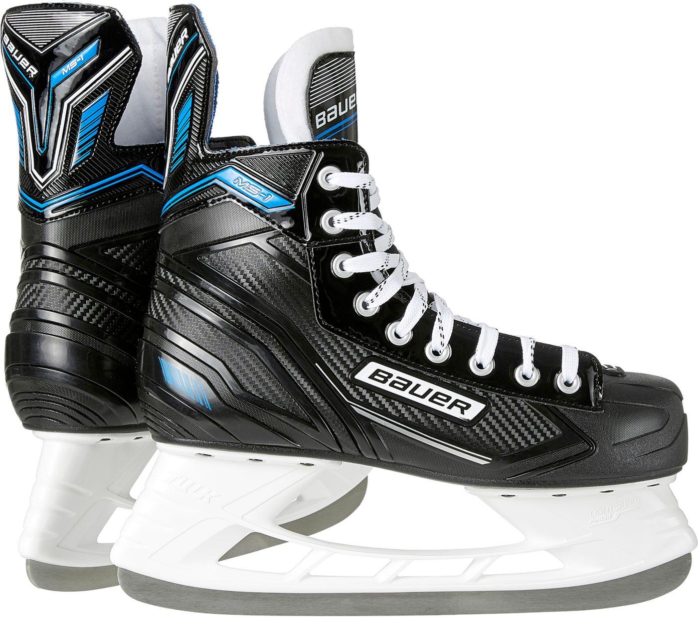 Bauer Youth MS1 Ice Hockey Skates