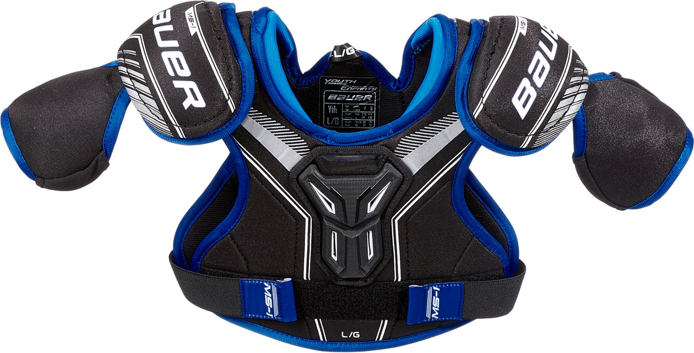 Bauer Youth MS1 Hockey Shoulder Pads